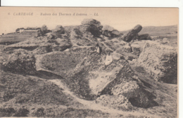 Carthage - Ruines Des Thermes D'Antona - Tunisia