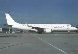 Arkia Israeli Airlines Ltd ERJ190 4X-EME At MUC Israele - 1946-....: Era Moderna