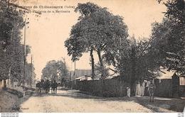 36  .  N° 201176   .    CHATEAUROUX  .  CAMP D AVIATION DE LA MARTINERIE - Chateauroux