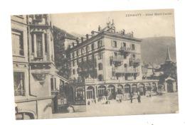 """ZERMATT ( Suisse / Valais )- Hôtel Mont-Cervin - Publicité """" La Chicorée D.V. DE BAYON """"  (fr75) - VS Valais"""