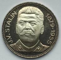 J.V.STALIN 1879-1955 COIN - Russie