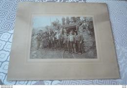 Photographie . N° 51931 . Luxembourg . Mine De Rumelange . 36 X 29 Cm . Superbe - Old (before 1900)