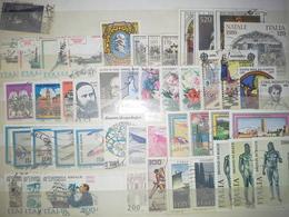 Lot 700-800 Stamps Italy - Sammlungen (ohne Album)