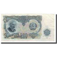 Billet, Bulgarie, 200 Leva, 1951, KM:87a, TTB+ - Bulgarie