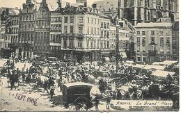 Anvers La Grand Place - Antwerpen