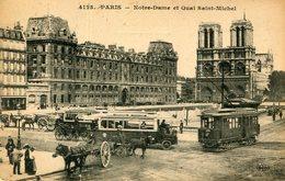 PARIS(5em ARRONDISSEMENT) TRAMWAY_AUTOBUS - Arrondissement: 05