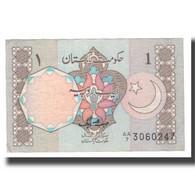 Billet, Pakistan, 1 Rupee, Undated (1983- ), KM:27b, TTB - Pakistan