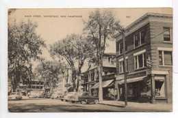 - CPA WHITEFIELD (New Hampshire / Etats-Unis) - MAIN STREET - - Etats-Unis