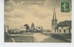 MARLY LE ROI - Place De Verderon - Marly Le Roi