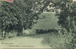 - Dpts Div.-ref-AJ49- Rhône Messimy - Pont De La Bruyere -  Carte Bon Etat - - Autres Communes