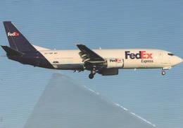 Fedex Express Airways B737-400F OO-TNP B.737 At Lisbona - 1946-....: Era Moderna