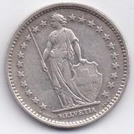 SUISSE - 2 Fr 1907 B - Suisse