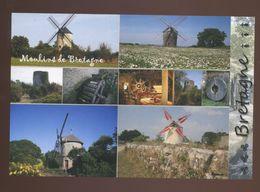 (Bretagne) : Moulins - Bretagne