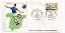 Douzième Coupe Du Monde De Football - 1982-  -voir état - 1980-1989