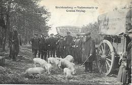 Heist Op Den Berg Kruiskensberg. Varkensmarkt Op Goede Vrijdag - Heist-op-den-Berg