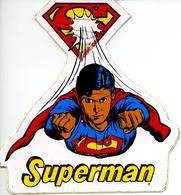 Autocollant Sticker Superman - Autocollants