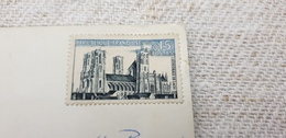 France Cathedrale De LAON New 0.15 Unused Mh * - Churches & Cathedrals