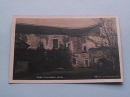 Palac Polenskeho Zamku ( Edit.: 467 ) 1924 ( See Photo For Detail ) ! - Tchéquie