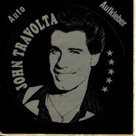 Autocollant Sticker John Travolta Auto Aufkleber - Autocollants