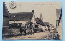 Gouy-en-Artois, Rue De Wanquetin, France, 1914 - Nord-Pas-de-Calais