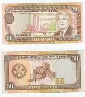 Turkmenistan  P.5b  50 Manat 1995 UNC - Turkmenistan
