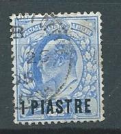 Levant Anglais    - Yvert N°  22  Oblitéré  -  Bce 18240 - British Levant