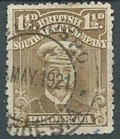 Rhodésie , Compagnie Britannique    - Yvert N°  41  Oblitéré    -  Bce 18255 - Other