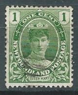 Terre Neuve    - Yvert N°  89  Oblitéré    -  Bce 18263 - 1908-1947