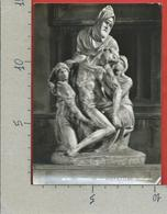 CARTOLINA NV ITALIA - FIRENZE - Duomo - La Pietà Di Michelangelo - 10 X 15 - Firenze