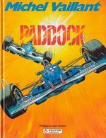 MICHEL VAILLANT T  58  Paddock   EO BE 01/1995 Graton, Jean (BI1) - Michel Vaillant