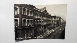 1954 - Napoli - Università E Corso Umberto I - Napoli (Naples)