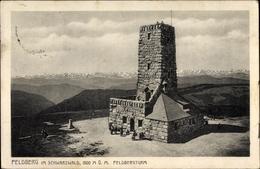 Cp Feldberg Im Schwarzwald Bade Württemberg, Feldbergturm - Sonstige