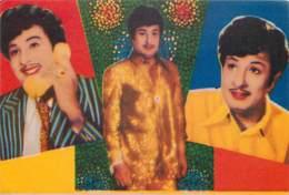 Inde - Fantaisie - Acteurs-Chanteurs - India