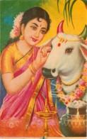 Inde - Fantaisie - Divinités - India