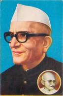 Inde - Fantaisie - Personnalités - Gandhi - India