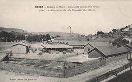 76 Rouen. Champs De Mars. Casernement Du 43eme Regiment D'artillerie - Rouen
