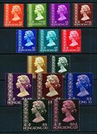 Hong Kong (Británico) Nº 266/79 Nuevo - Unused Stamps