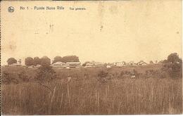 Pointe Noire (Congo, Afrique Equatoriale Francaise) La Ville, Vue Generale, General View - Pointe-Noire