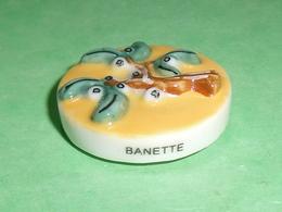 Fèves / Autres / Divers : Banette , Porte Bonheur , Brin D'olivier   T127 - Fèves
