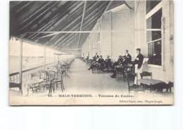Malo Les Bains  Terminus  - Terrasse Du Casino  Edit Cayez 1904 - Malo Les Bains