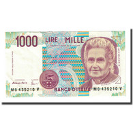 Billet, Italie, 1000 Lire, D.1990, KM:114c, SUP - 1000 Lire