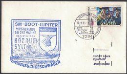 AN133    FARO - LIGHTHOUSE - PHARE - LEUCHTTURM. Hornum, Sylt, 1993 - Leuchttürme