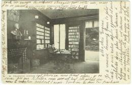 Nos Grands Ecrivains Chez Eux. François Coppée. - Ecrivains