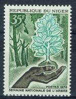 Niger, Week Of The Tree, 1974, MNH VF - Niger (1960-...)