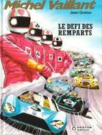 MICHEL VAILLANT T  50  Le Défi Des Remparts   EO BE 01/1988 Graton, Jean (BI1) - Michel Vaillant