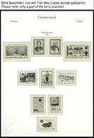 VORDRUCKE Griechenland 1966-74, Neuwertiger KA-BE-Falzlostext - Stamps