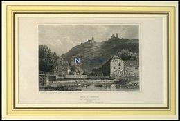 REMIGIUSBERG Vom Theisbergsteeg Aus, Sta-St. Von Verhas/Frommel/Winkles Um 1880 - Lithographien