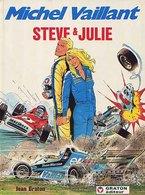 MICHEL VAILLANT T  44  Steve Et Julie   EO BE 01/1984 Graton, Jean (BI1) - Michel Vaillant