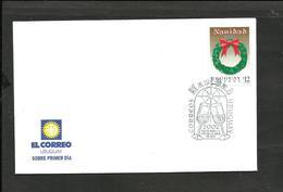 URUGUAY CHRISTMAS MICHEL 2692 FDC NICE - Uruguay