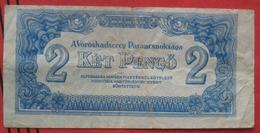 2 / Ket Pengö 1944 (WPM M3) - Hungary